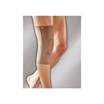 Gemumedi Knee Support Soft Brace Sleeve X - Wide size in Sand color only for knee Injuries prevention, patello-femoral problems, chondromalacia, patella tendonitis, knee pain or post-traumatic inflammation.