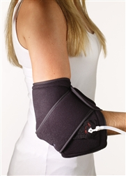 Corflex Cryo Pneumatic Elbow Wrap with 1 Gel Pack