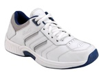 Orthofeet Whitney 940 Women's White Athletic Lace Shoes