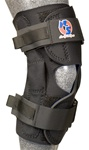 New Options K64 Knee Mate brace with steel, polycentric hinges  |