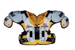Douglas CP Snapper Football Shoulder pads
