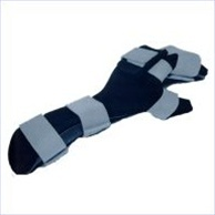 Pediatric Resting Hand Orthosis Burn Unit