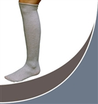 CircAid Comfort™ Silver Knee-High Socks