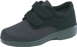 Aetrex Men's T1200 Double Strap Oxford Stretchers