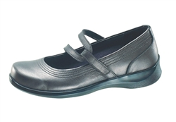 Aetrex Women's A301 Casual - Janice - Pewter