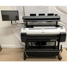 Canon IPF770 Printer/Colortrac M40 Wide Format Scanner/Copier