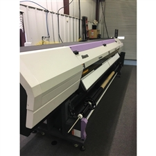 Mimaki UJV55-320 Super Wide Format UV/LED Inkjet Printer