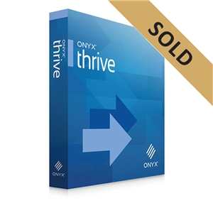 Onyx Thrive 6-4-2 RIP Software Version 12