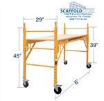 Short Multi-Function Unit -Steel (Interior Scaffold; Baker Scaffold)