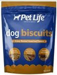 SUNSHINE MILLS 4/14.5 OZ. PET LIFE ASSORTED GRAVY DOG BISCUITS  UPC 041746009995