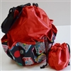 Deluxe 10-Pocket Bingo Dauber Bag  Lucky