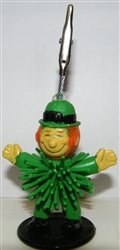 Leprechaun Bingo Admission Ticket Holder