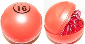 Bingo Ball Magnetic Chip Set