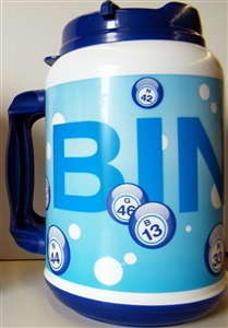 Bingo Monster Mug - 44 oz