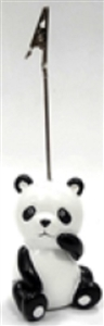Panda Ceramic Bingo Admission Ticket Holder