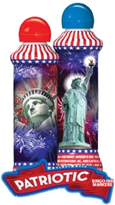Patriotic Statue Of LIberty Bingo Daubers