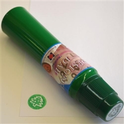 Christmas Tree Imprint Green Bingo Dauber