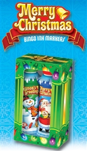 Christmas Holiday 2-Pack Dauber Gift Box Set