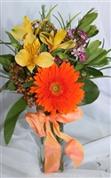 2 Feature Flower Arrangement