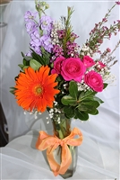 3 Feature Flower Arrangement