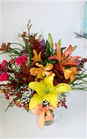 5 Flower Arrangement