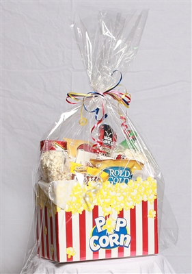 Popcorn for Two gift basket