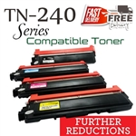 Compatible Brother TN240 set