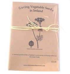 Saving vegetable seeds in Ireland