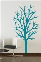 Winter Tree Wall Decal