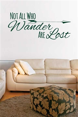 Wall Decals  Lost Arrow