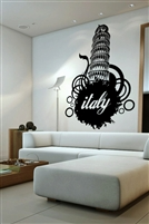 Wall Decals  - Italy