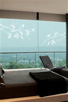 Closeup Branches  - Glass Decals