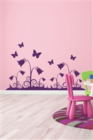 Wall Decals  - Prairie Vegetation