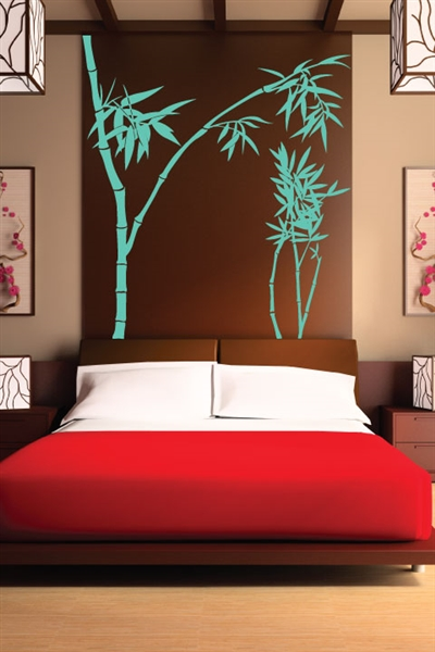 Wall Decals  Bamboo 4