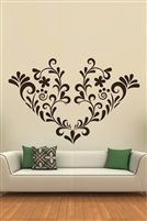 Wall Decals  Graphic Floral 3