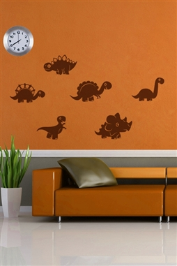 Dinosaur Variety Wall Decals