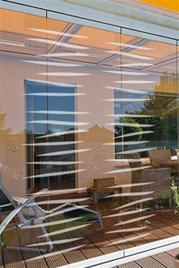 Window Decals Line Graphic 1