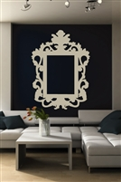 Wall Decals  Baroque Frame