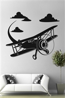 Wall Decals -Airplane