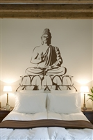 Wall Decals  Buddha