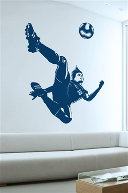 Wall Decals Soccer 10