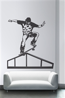 Wall Decals  Street Skating