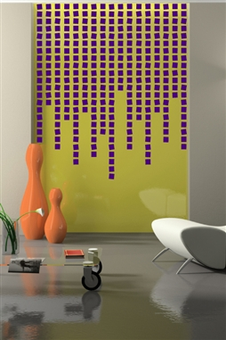 Wall Decals  3 Mosaic