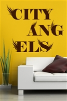 Wall Decals  City Angel