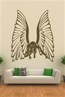 Wall Decals  Super Angel