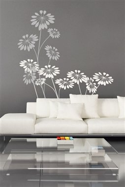 ... Wall Decals Precious Flowers ...