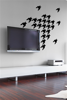 Houndstooth Wall Decals