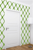 Argyle Pattern Wall Decals