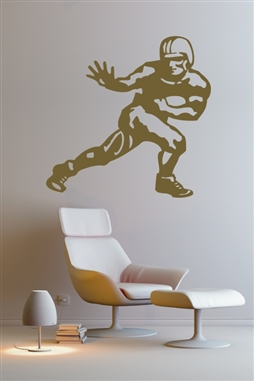 Heisman Trophy Wall Decals
