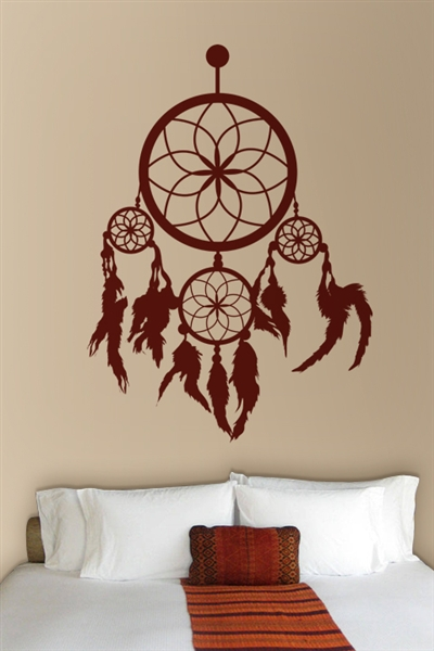 Wall Decals  - Dream Catcher